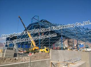 China Van het Structurele Staalfabrications van de mijnindustrie PEB de Structuur van de de Pijpbundel leverancier