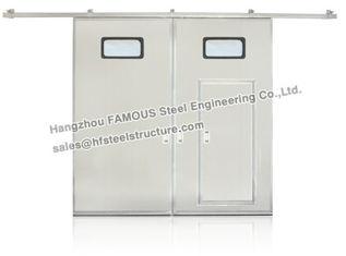 China Het Staalworkshop en Pakhuis van de de industrieschuifdeur leverancier