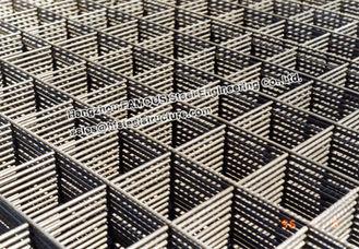 China HRB500E versterkende de Stichtingsbouw van het Staalnetwerk 12mm - 30mm leverancier