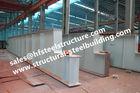 China Q345 Aangepaste Lichte Prefab de Techniekloods van Staalgebouwen fabriek
