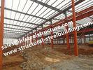 China Heet Gegalvaniseerd Industrieel Modulair de Bouwloodsen en Pakhuis Din1025 van Staalgebouwen fabriek