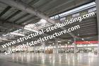 China De Gebouwen van het staalkader voor Draai - Zeer belangrijk Project, Q345 de Bouwworkshop van het Staalkader fabriek