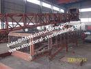 China SGS Industriële Staalgebouwen voor de Transportbandkader van Torenshellingen/Materiaal Behandelingsmateriaal fabriek