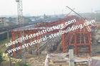 China Q235 Q345 Gebouwen van het Rang de Industriële Staal, Gebouwen van het de Plaats de Prefabstaal van het de Bouwstaal fabriek
