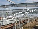 China Staal met meerdere verdiepingen - ontworpen gebouwen voor Woonhotel/Bureau ISO9001: 2008 fabriek