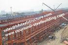 China De Contractant en Industrieel Staal Buidings van het structureel Staalhotel voor Pakhuis fabriek