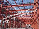 China Industriële het Staalgebouwen van het metaaldakwerk met Deuren en Vensters op de Muur fabriek
