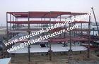 China De Bouwers van Woningbouwflats en Commerciële staalBouwondernemer met meerdere verdiepingen fabriek