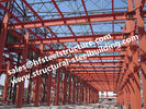 China De Norm van Australië/van Nieuw Zeeland ZOALS/Industriële Geprefabriceerde het Staalgebouwen van NZS en pre - gebouwd fabriek