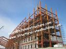 Staalstructuur geprefabriceerde het staalbouwconstructie van het de bouwhotel project