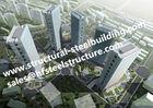 De lage Middelgrote en Hoge het Staalbouw Met meerdere verdiepingen van Hise/staal prefabgebouwen