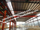 Concrete Steel Mixed Building Structural Steel Framed Buildings Quick Erected Prefabricated  Building