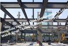 De hoge Vraag van de Geprefabriceerde Industriële Staalbouw Met meerdere verdiepingen voor Flat