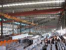 China Geprefabriceerde Industriële Staalgebouwen, de Enige Structurele Gebouwen van het Spanwijdtestaal voor Pakhuis fabriek