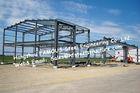 Zwarte Geprefabriceerde Staalgebouwen, Structurele Staalfabrieken die de Norm van Australië bouwen Nieuw Zeeland