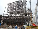China OEM Geprefabriceerde Gebouwen van het Metaal Industriële Staal voor het Opslaan van Tractoren en Landbouwbedrijfmateriaal fabriek