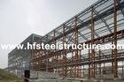 China Gebouwen van het douane de Structurele Industriële Staal voor Workshop, Pakhuis en Opslag fabriek