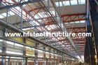 China OEM Zagende, Malende Industriële Staalgebouwen voor Textielfabrieken en Procesinstallaties fabriek