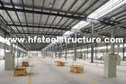 China Het lassen, het Remmen Structurele Industriële Staalgebouwen voor Workshop, Pakhuis en Opslag fabriek