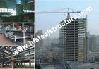 China Commerciële het Staalgebouwen van de boogstijl, de Koudgewalste Gebouwen van het Staal Lichtgewicht Poortkader fabriek