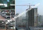 China De industriële Geprefabriceerde het Staalbouw Met meerdere verdiepingen van de Staalopslag, 40FT GP, 20FT GP, 40HQ fabriek