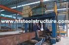 China Structureel Staal Fabrications met 3-D Ontwerp, Laser, Machinaal bewerkend, zich Vormt, Verklaard Lassen fabriek