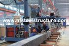 China OEM galvaniseerde Structureel Staal Fabrications voor Voedsel en Andere Verwerkende industrie fabriek