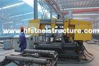 China Het lassen, het Remmen, Rolling en Elektrische Gegalvaniseerd, het Schilderen Structureel Staal Fabrications fabriek