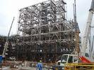 China Prefabriceer Industriële Staalpakhuis de Bouwvervaardiging met Korte Productiecyclus fabriek