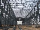 China Bouw Structureel Staal Fabrications met Normenastm JIS NZS EN fabriek