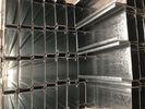 China Koudgewalst zink-Met een laag bedekt Gegalvaniseerd Staal Purlins, Purlin Met hoge weerstand fabriek