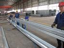 China De gemeenschappelijk-gebruikte Sectie van C en z-galvaniseerde Staal Purlins voor Moeilijke situatiedak en Zijbekledingen bedrijf