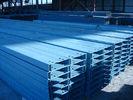 Gegalvaniseerd Staal Purlinss en Girts voor Industriële Gebouwen, Garages, Verandahs