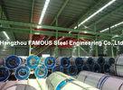 China Hete Gegalvaniseerde Galvalume Vooraf geverfte Staalrol met zink-Met een laag bedekt fabriek