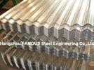 China De industriële Bladen van het Metaaldakwerk voor Muur van Staal werpen de Bouw van de Workshopfabriek af fabriek