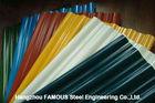 China Verften Galvalume Gegalvaniseerde Bladen van het Metaaldakwerk Golfcomité Blad vooraf fabriek
