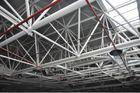 China Energie - van het besparings Structurele Staal Gegalvaniseerd Panelized de Muursysteem van Fabrications Gebouwen fabriek
