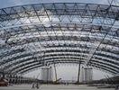 China De pre-gebouwde Zware Industriële Bundel van de het Staalpijp van Fabrications van het Workshop Structurele Staal fabriek