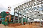 China De verwijderbare pre-Bouwt Bouw Duurzaam met Hoek/H/c-Vormstaal fabriek