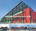 China Gebouwen van het winkelcomplex verzamelen de Industriële Commerciële Staal Verfijnde Technologie fabriek