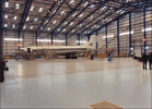 China I/H Stralen Geconstrueerde de Hangaargebouwen die van Metaalvliegtuigen Grote Binnenlandse Ruimte verstrekken fabriek