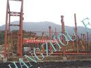 China De Structurele pre-Gebouwde Workshopvervaardiging op hoog niveau schilderde Duurzaam Zwaar Staal fabriek