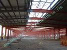 China A36 bouwde pre Industriële Staalgebouwen Gelaste H Vorm voor Stoffenmolens fabriek