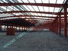 China H van Sectiestralen/Kolommen Staal - de ontworpen Gebouwen bouwden pre 80 X 100 Clearspan fabriek