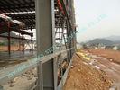 China Geprefabriceerde het Staalgebouwen van ASTM ASD, pre Gebouwd 85 van het de Krachtcentraleproject van ' X 100 ' Workshops fabriek