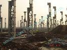 China Het Staal van cementinstallaties ASTM - ontworpen Gebouwen, prefabstaalgebouwen fabriek