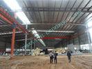 China 60 X 102 Lichtgewicht Industriële Comités van de de Normen75mm Sandwich van Staalgebouwen ASTM fabriek