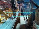 China Lichtgewicht Geprefabriceerde Structureel Staalgebouwen 95 ' X 120 ' ASTM A36 voor Commercieel fabriek