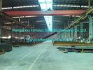 China De pre Gebouwde Commerciële sectie van Staalgebouwen Q345B H fabriek