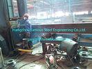China H Structurele Industriële het Staalgebouwen S355JRC van Vormkolommen/Rang 50 van ASTM A572 fabriek